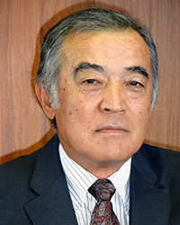 Tomohide Tanimoto President, The Society of Powder Technology, JAPAN